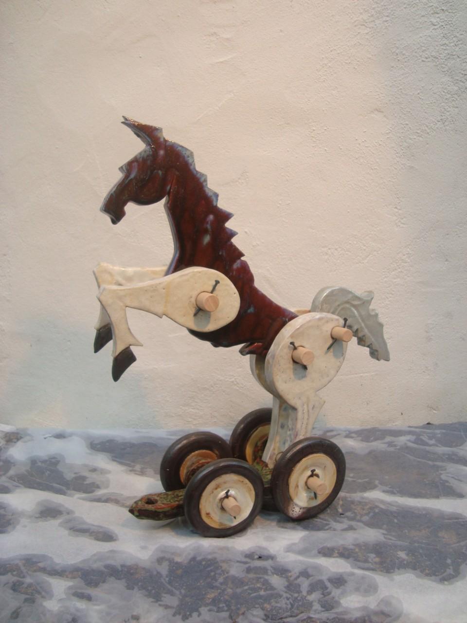 Horse II, 2012