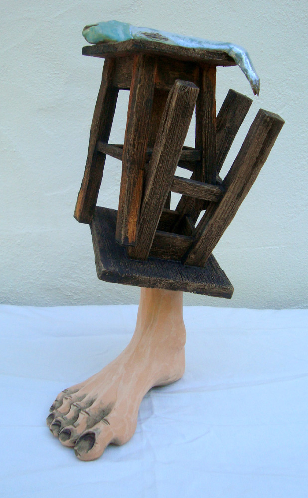 Sardine's Foot, 2011